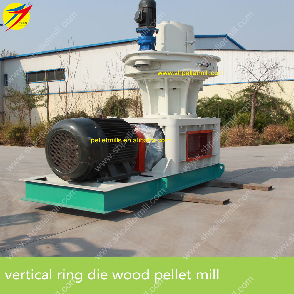 Pellet mill wood sawdust