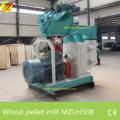 MZLH508 Wood Pellet Mill 2