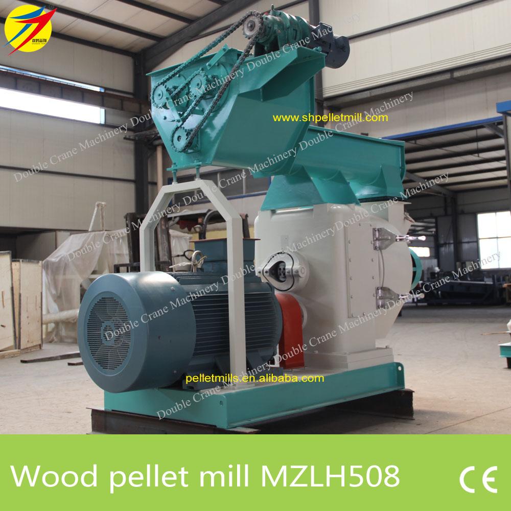 MZLH508 Wood Pellet Mill 3