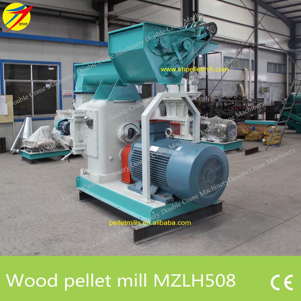 MZLH508 Wood Pellet Mill 4