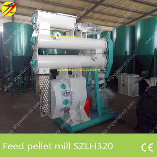 SZLH320 feed pellet mill 1