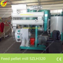 SZLH320 feed pellet mill 3