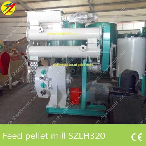 SZLH320 feed pellet mill 3