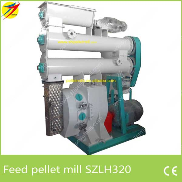 SZLH320 feed pellet mill