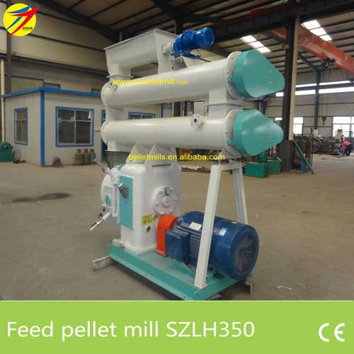 szlh350 feed pellet mill 2