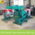 9fq diesel type hammer mill