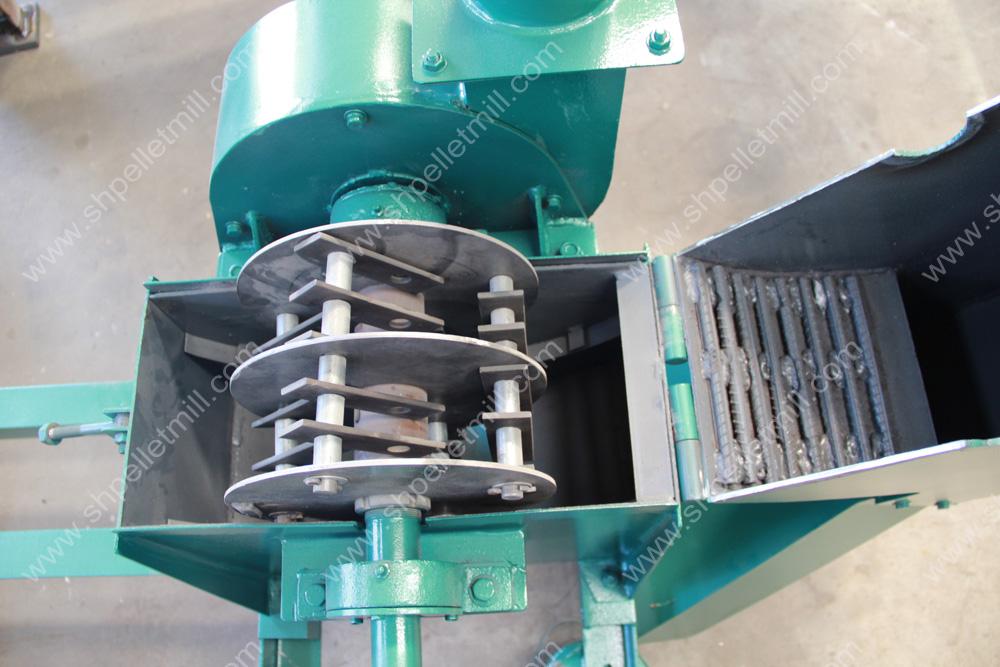 9fq diesel type hammer mill 3