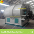 Double shaft feed mixer3