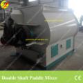 Double shaft feed mixer4