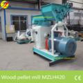 MZLH420 wood pellet mill 3