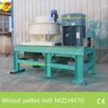 MZLH470 wood pellet mill 2