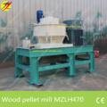 MZLH470 wood pellet mill 3