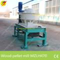 MZLH470 wood pellet mill 4