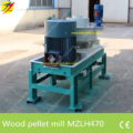 MZLH470 wood pellet mill 5