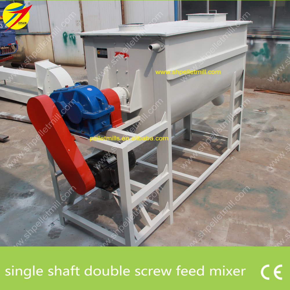 feed mixer for poultry