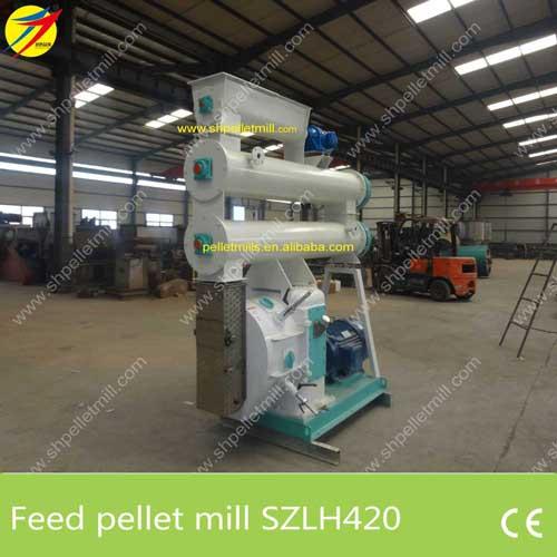 szlh420 feed pellet mill 2