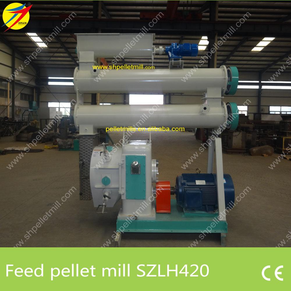 szlh420 feed pellet mill 3