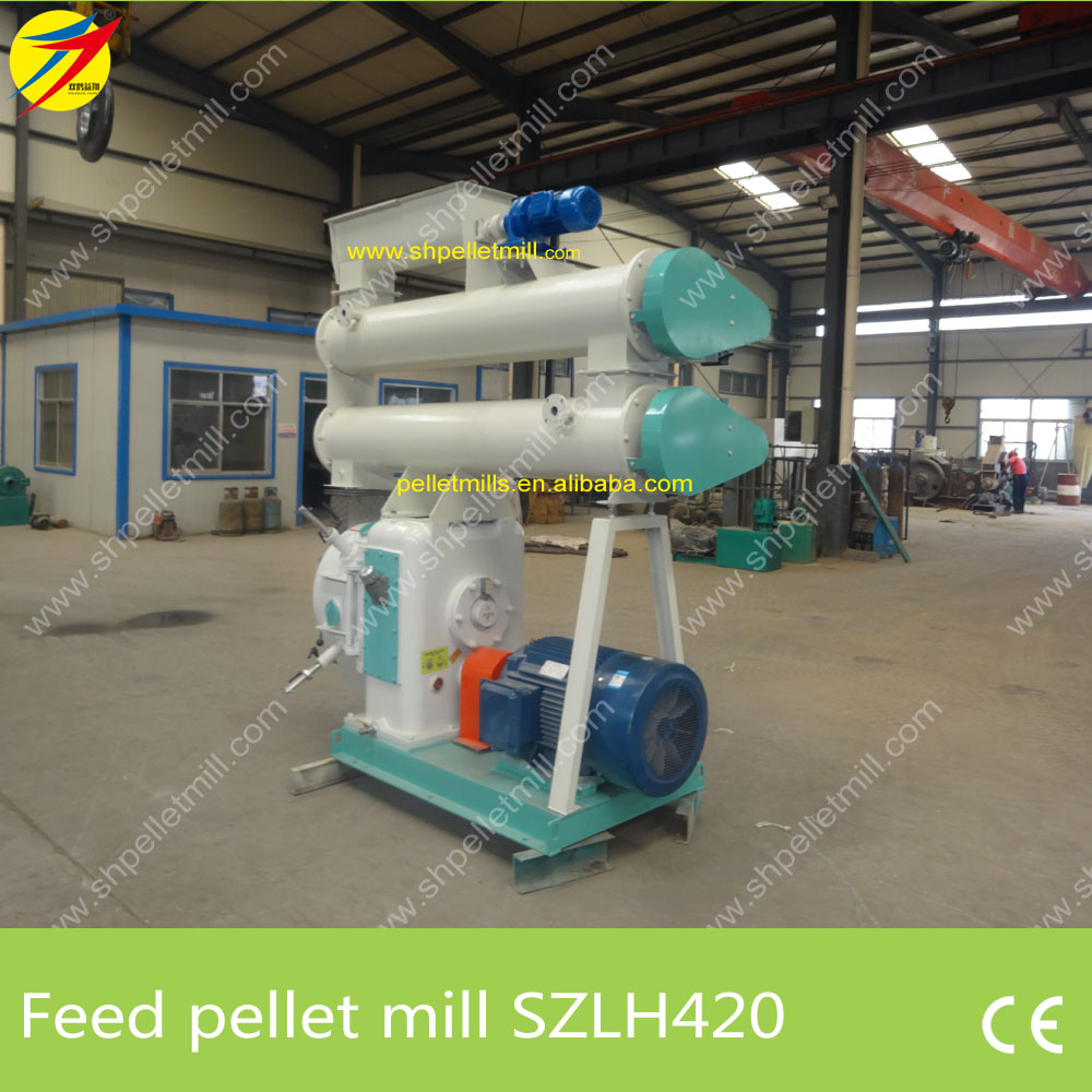 szlh420 feed pellet mill 4