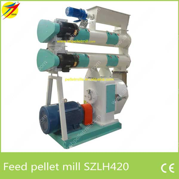 szlh420 feed pellet mill