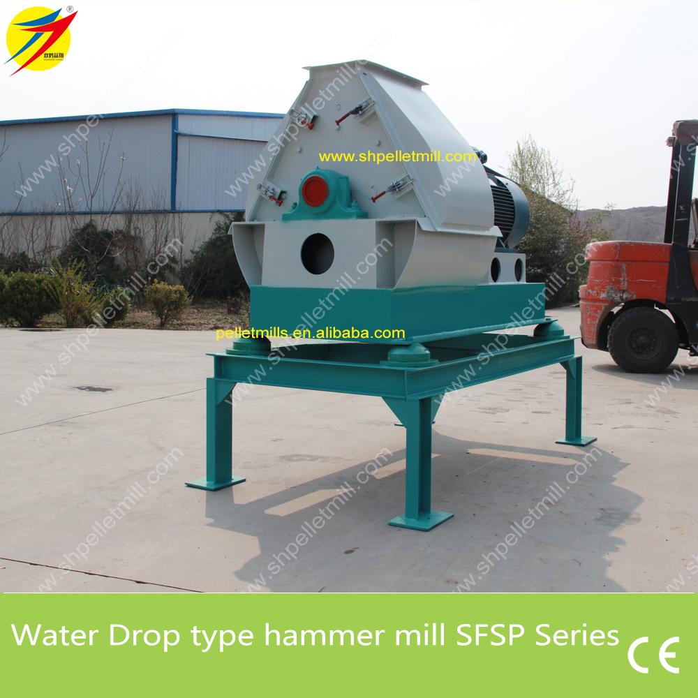 water drop hammer mill3