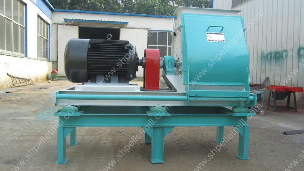 water drop type hammer mill 5
