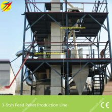 3-5t feed pellets production line