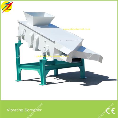 vibrating screener