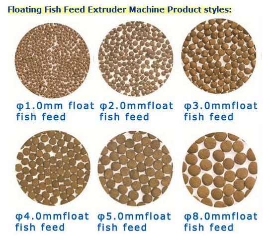 fish feed pellet mill