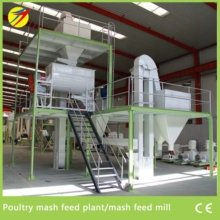 poultry mash feed plant