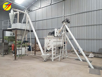 poultry feed plant indonesia