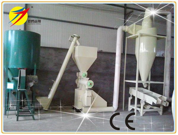 HKJ250 chicken feed making machine